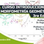 Dictarán curso Introducción a la Morfometría Geométrica