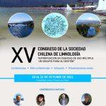XV Congreso de la Sociedad Chilena de Limnología: Convocatoria.